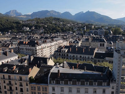 Découvrez Chambéry